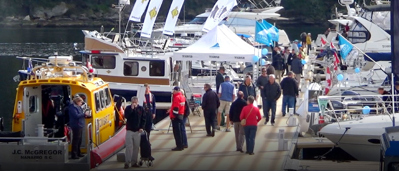 3rd Annual Nanaimo Boat Show